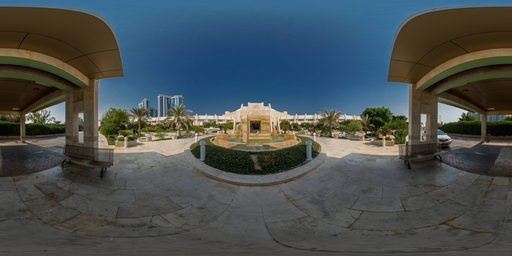 جزیره کیش، هتل مارینا پارک، باغ هتل مارینا پارک 03