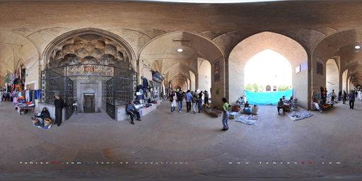 بازار گنجعلی خان، کرمان 1